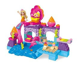 Mega Construx Barbie Mermaid Lagoon Playset (Mermaid Lagoon) - $55.25