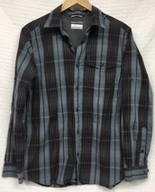 Men's Columbia Omni-Wick Advanced Evaporation Small Vented Voyager Ls Shirt - $24.75