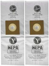 Hoover Paper Bag, Y Hepa Wind-Tunnel (Pack of 2) - $10.24
