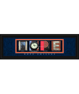 Hope College Framed Campus Letter Art Print - $38.50