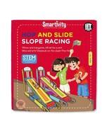 Smartivity Hop And Slide Slope Racing Age 6+ Science Kit DIY - $54.19