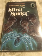 Three Investigators The Mystery Of The Silver Spider Alfred Hitchcock PB... - $14.85