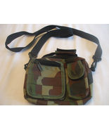 Camouflage Purse With Adjustable Strap - $30.00