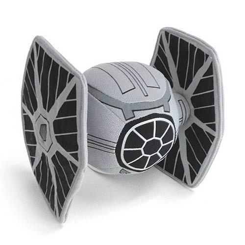 Image 1 of Star Wars Tie Fighter Vehicle Plush 7
