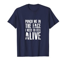 New Shirts - Funny Punch Me In The Face Shirt Adrenalin Action Junkie Men - $19.95+