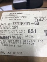 Repair Service For Maytag Oven / Range Control Board 7601P201-60 - $286.11