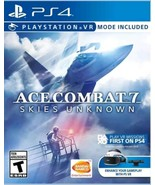 *BRAND NEW* Ace Combat 7: Skies Unknown - PlayStation 4 PS4 *SEALED* - $59.30