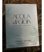 Giorgio Armani ACQUA di GIOIA EDP Parfum for Her 3.4oz * NEW SEALED BOX ... - $148.49