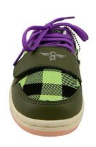 Creative Recreation Womens Military Purple Grape Buffalo Cesario Lo Shoe Sneaker image 2