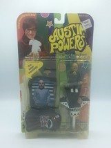 Austin Powers Mini Me Verne Troyer Action Figure with voice New McFarlane - $16.99