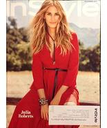 InStyle Magazine (December, 2017) Julia Roberts Special Subscriber Cover... - $7.91