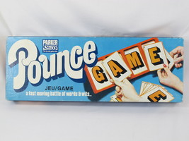 Pounce 1973 Board Card Game Parker Brothers 100% Complete Excellent Bili... - $14.85
