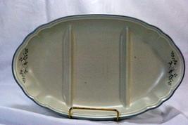 Pfaltzgraff Heirloom 3 Part Divided Relish Dish - $27.71