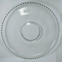 "Vintage Candlewick Elegant Glass Large Round 16.5"" Serving Torte Punch P... - $37.39"