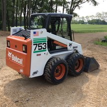 Bobcat 753 G-Series Skid Steer Loader Workshop Service Manual Download - $20.00
