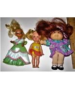 Lot of 6 Dolls - $20.00