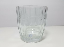Crown Royal Clear Cocktail Glass Replacement Whiskey Tumbler Von Pok Italy - $6.79