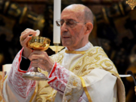 HOLY COMMUNION Communion in the Hand by  Bishop. Juan Rodolfo Laise image 4