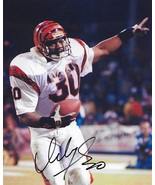 Ickey Woods Cincinnati Bengals signed autographed 8x10 photo, COA with p... - $49.99