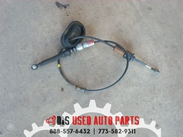 2013 2014 2015 2016 NISSAN SENTRA SHIFTER TRANSMISSION CABLE LINKAGE WIRE OEM  image 2