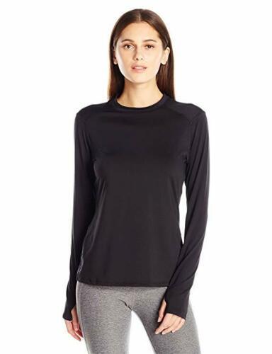 XL-14 Mott50 Women's Nicole Exercise & Fitness Top UPF 50 Long Sleeve Shirt NEW