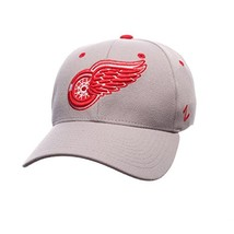 Detroit Red Wings Zephyr NHL Mens Breakaway Stretch Fit Cap X-Small Extr... - $9.99