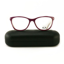 Oakley Stand Out Purple Helio Eyeglasses OX1112 04 Demo Lens 53 17 136 - $74.00