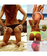 sexy badebekleidungs-frauen Brésilien VOICI Bikini Bottom TANGA badest - $10.41+