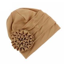 Women Cancer Chemo Hat Beanie Scarf Turban Head Wrap Cap Women's winter ... - ₨650.38 INR