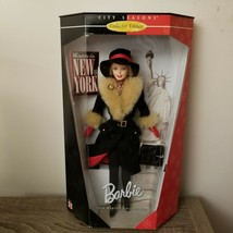 NRFB Winter in New York 1998 Barbie Doll Collector Edition - $74.25