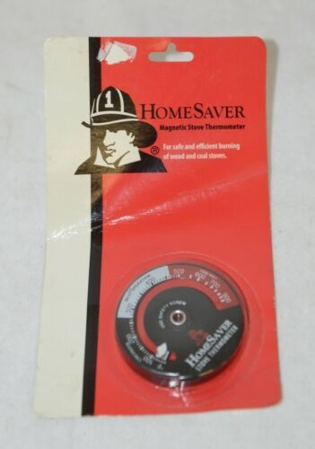 HomeSaver 40900 Magnetic Stove Thermometer Wood And Coal Stoves