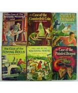 Brains Benton 6 Lot Golden Press Complete Set 1-6 Missing Message thru P... - $40.00