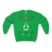 Writer Ugly Christmas Sweatshirt Xmas - $29.95+