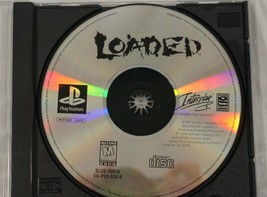 Loaded (PlayStation PS1) Game - Disc only - Tested and works  - $9.50