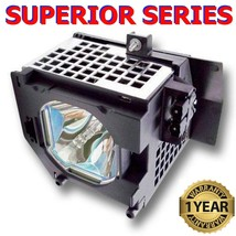 Hitachi UX-21516 UX21516 Superior Series Lamp -NEW & Improved For Model 60VF820 - $59.95