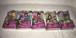 Disney Princess Little Kingdom Snap Ins Snow White Tiana Rapunzel (2) Diff Mulan - $29.69