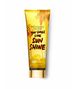 VICTORIA'S SECRET You Smell Like Sunshine 8.0 Fluid Ounces Fragrance Lotion - $18.98