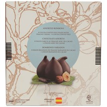 Assorted Chocolate Coated Figs, With Praline Cream and Plain - 5 chocolate cover - $4.46