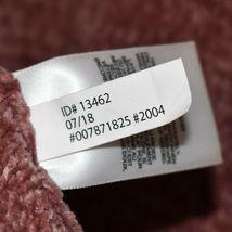 Express Women's Mauve Oversized Chenille V-Neck Knit Sweater Dress Size XS image 4