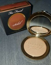 Brand New Too Faced Chocolate Gold Soleil Gilded Bronzer Authentic Gorgeous !! - $19.99