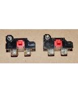 GE CR104PXC01 Single Circuit Contact Block 2 Each 2A933 USA Standard NIB... - $14.49