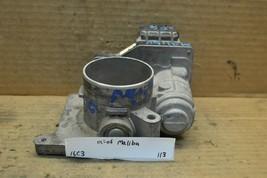 05-06 Chevrolet Malibu Throttle Body OEM 12589308 Assembly 113-16c3 - $23.99