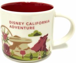 Starbucks Disney California Adventure You Are Here V1 Collection Mug NEW... - $82.70