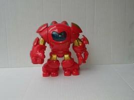 Super Hero Squad Hasbro Robot Mech Suit Marvel New Iron Man Figure - $19.34
