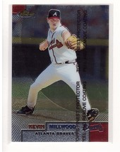 1999 Topps Finest #79 Kevin Millwood Atlanta Braves Collectible Baseball Card - $0.99
