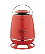 Optimus H-7231 RD Portable Oscillating Ceramic Heater with Thermostat & ... - $85.19