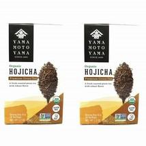 Japanese Yamamotoyama Organic Hojicha Premium Green Tea (2 Pack Total of... - $19.79