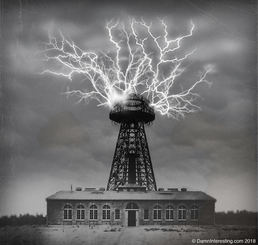 Primary image for Haunted Nikola Tesla ADVANCED COGNITIVE abilities ritual