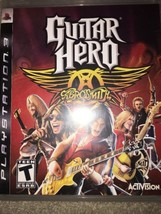 Guitar Hero: Aerosmith (Sony PlayStation 3, 2008) - $21.34