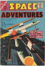Space Adventures Comic Book #59, Charlton Comics 1964 FINE - $17.34